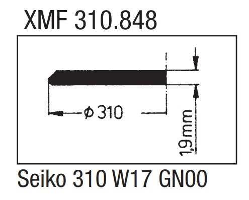 Stern Kreuz XMF310.848